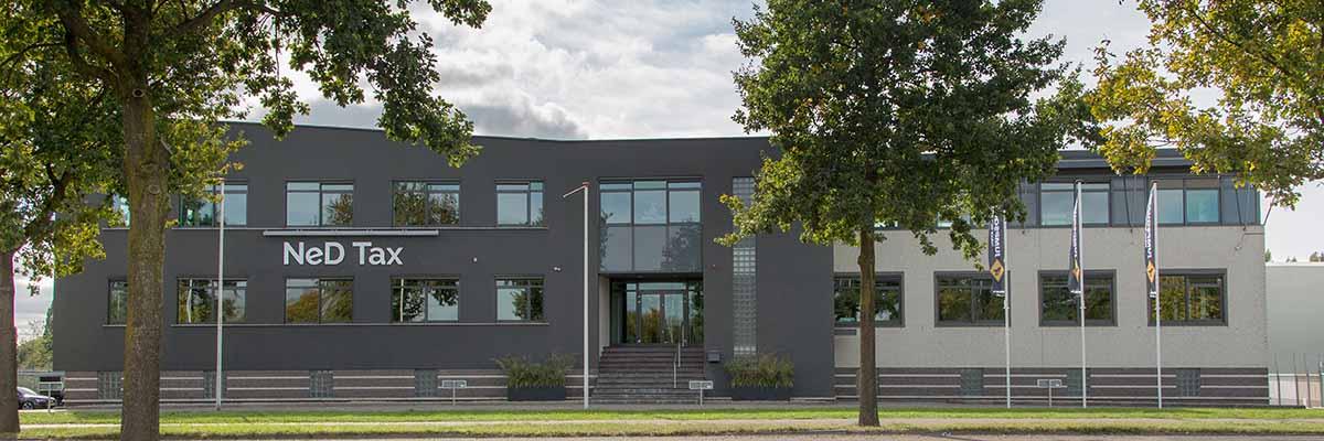 NeD Tax pand Nijmegen